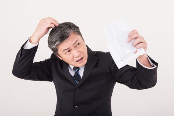 【40代男性向け】もう抜け毛に悩まない!対策3選