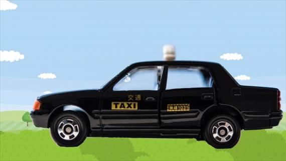 7. タクシードライバー