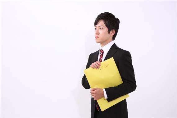 履歴書や職務経歴書を持参する時にも封筒はいる?