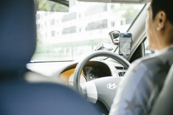 フリーターからタクシードライバーへの就職ってどうなの?