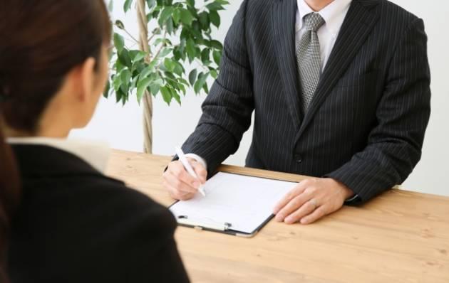 就職支援サービスに登録して求人を紹介してもらう